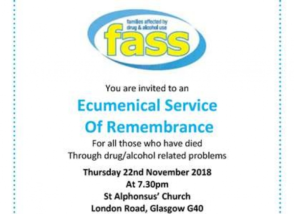 Ecumenical Service of Remembrance