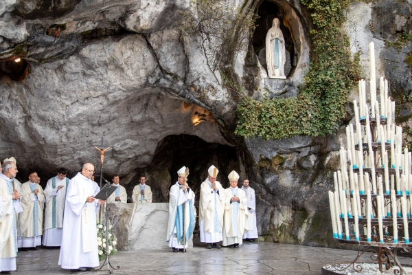 Archdiocese of Glasgow Pilgrimage to Lourdes