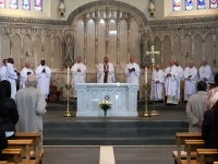 Archbishop's Mass for Jubilee Priests